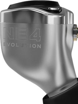 NFAUDIO NE4 Evolution 側面画像1
