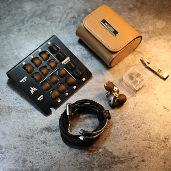 Whizzer A15 付属品